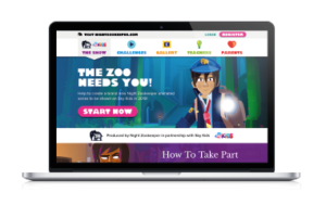 Night Zookeeper_Online Contents|SmartEd Inc. is a provider of educational consulting, support and sales of educational materials for international schools.