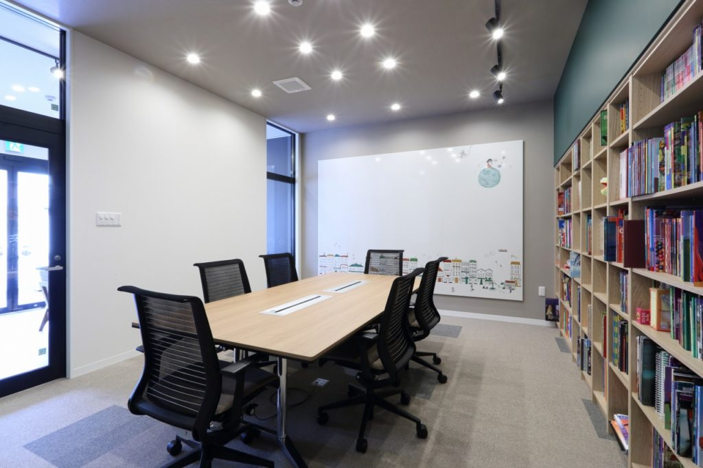 Meeting Room|SmartEd Inc. is a provider of educational consulting, support and sales of educational materials for international schools.